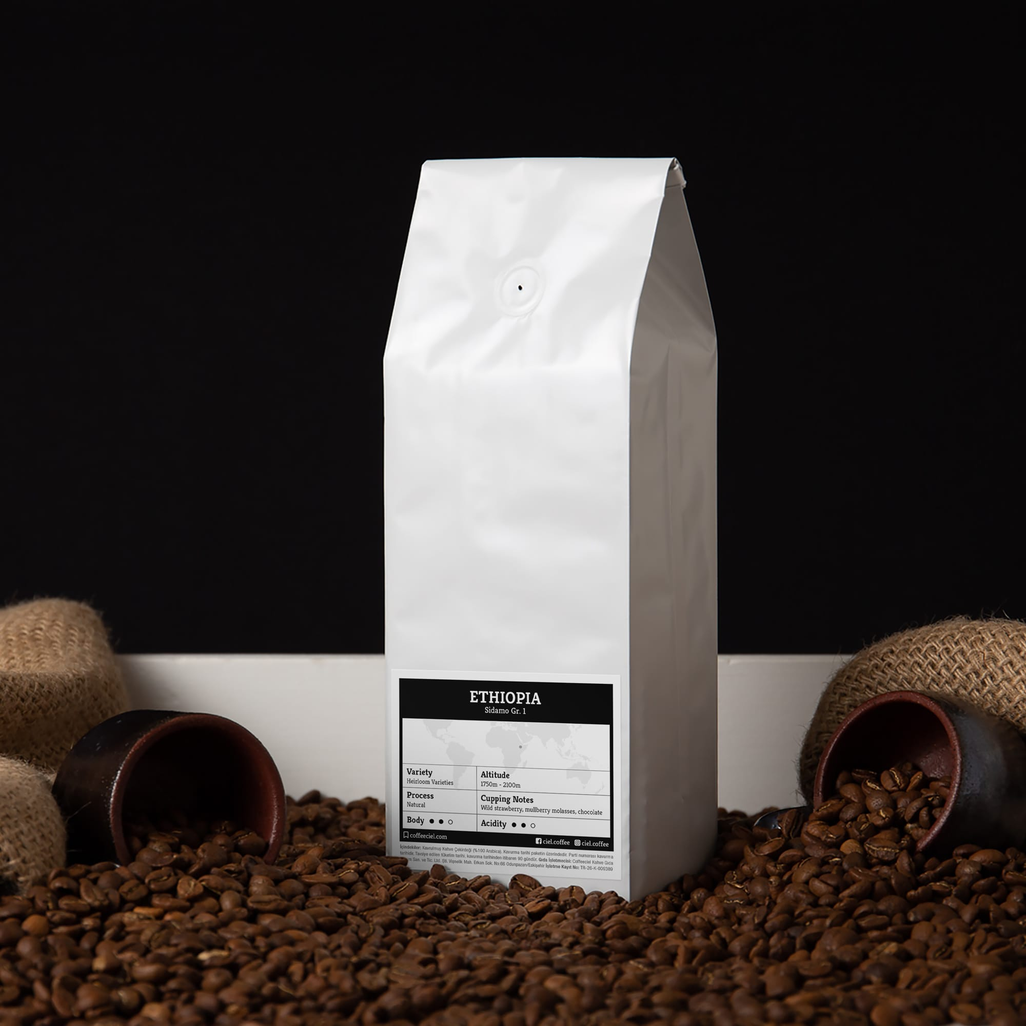 """Featured image for """"ETHIOPIA Sidamo Gr. 1"""""""